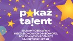 Plakat Pokaż talent 1 2
